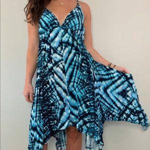 Tie-dye Breezy Dress